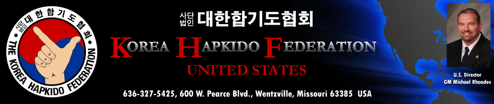 Korea Hapkido Federation USA